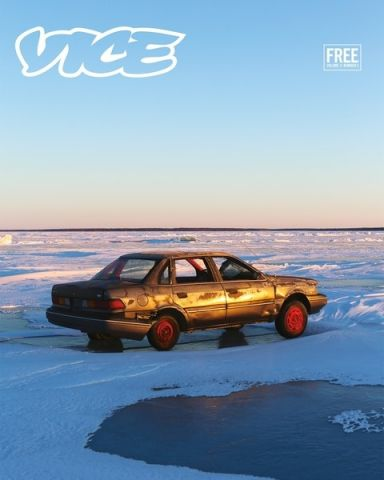 "Rätselhaft: Die ""The Magic Hour Issue"" von ""Vice"""