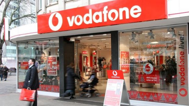 Vodafone bandelt mit Liberty Global an