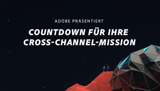 Countdown für Ihre Cross-Channel-Mission
