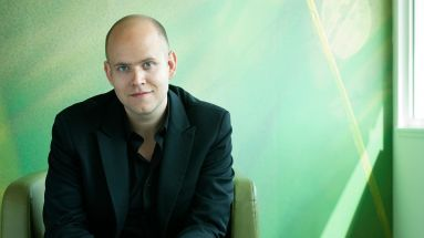"Spotify-Chef Daniel Ek sagt ""Sorry"""
