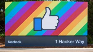 Facebook Headquarter 2015