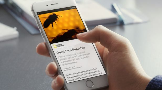 Facebook startet den Test mit Instant Articles