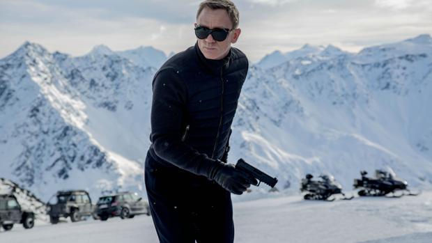007 ausnahmsweise mit einer Heckler & Koch-Pistole - Dienstwaffe bleibt aber eine Walther