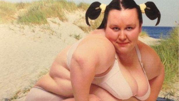 Richtig fette weiber