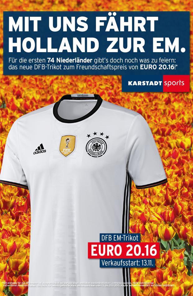 deutschland trikot karstadt