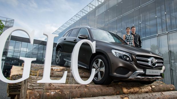 Der Mercedes-Benz GLC