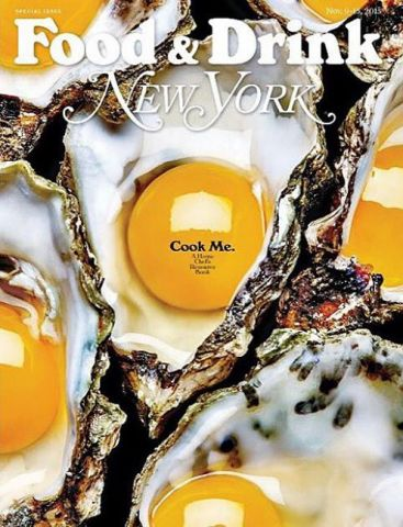 "Knusprig: Das ""Food & Drink-Special des ""New York Mag"""
