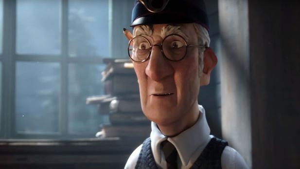 Das Weihnachten.Otto Animationsfilm Heimat Feiert Das Weihnachten In Dir