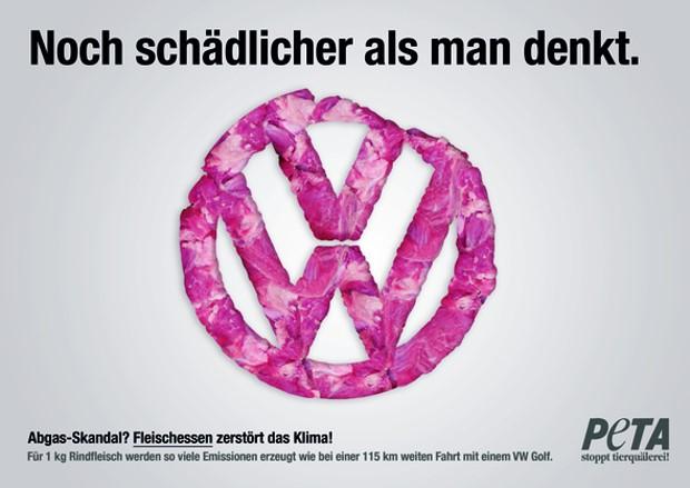 #Dieselgate: Wie Marken den VW-Skandal zur Eigenwerbung nutzen