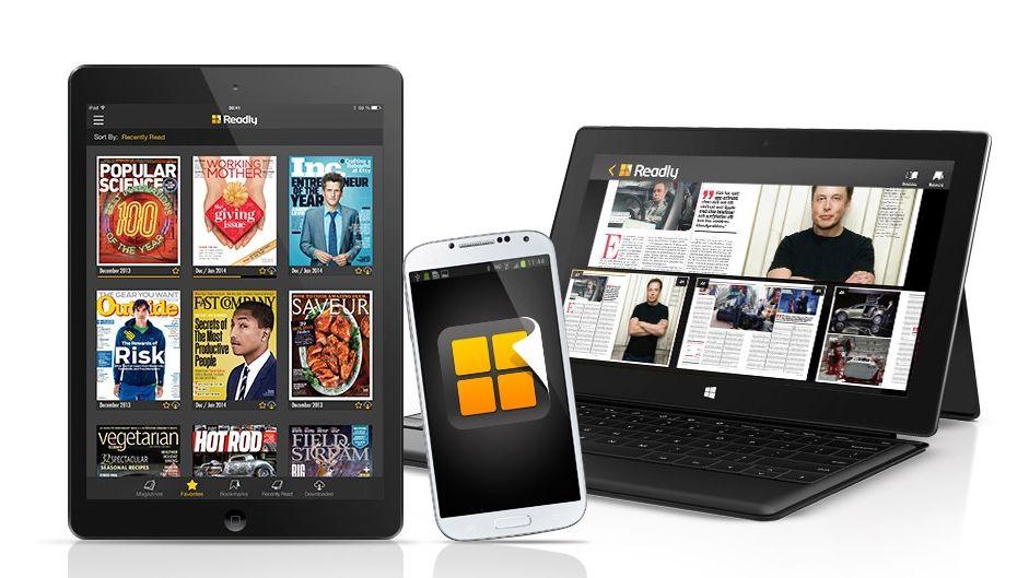 Readly: Zeitschriften-App zieht ein Jahr nach Deutschland-Start positive Bilanz
