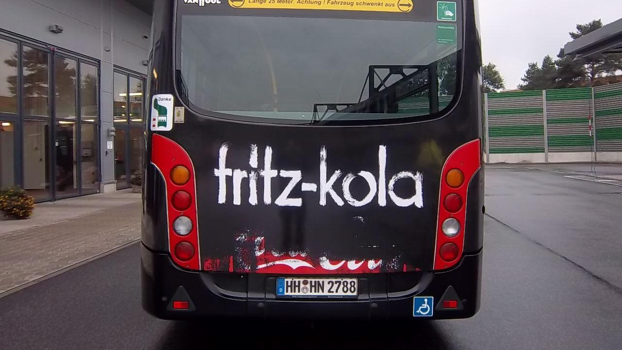 Fritz-Kola, la Manaos del volken!