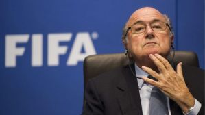 Sepp Blatter dpa Picture Alliance
