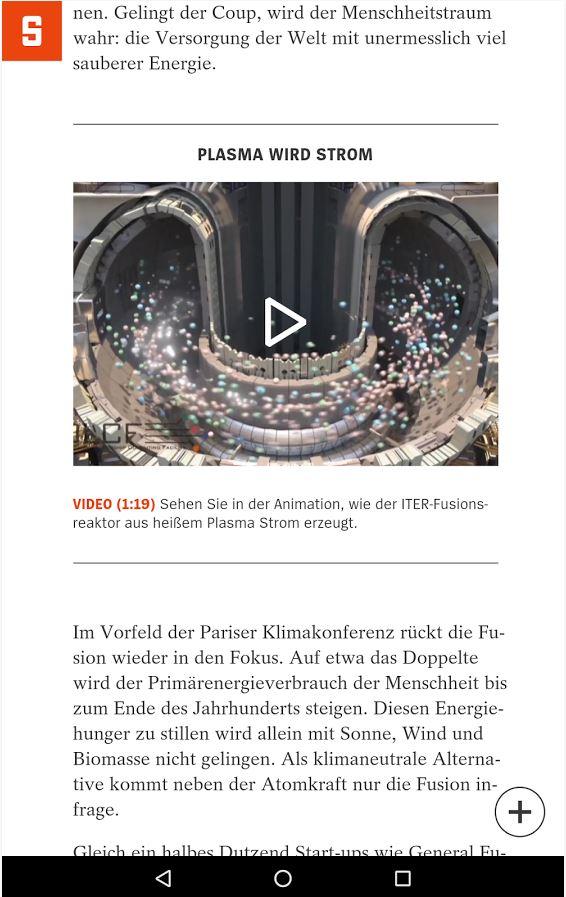 Spiegel neue app l st sich von magazin optik und bindet for Neue spiegel ausgabe