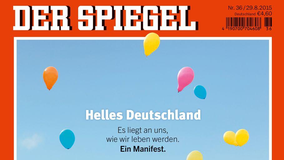 Horizont mediacheck spiegel relaunch berzeugt experten for Spiegel erscheinungstag