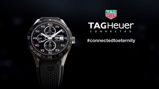 "Tag Heuer hat seine Smartwatch ""Connected"" vorgestellt"