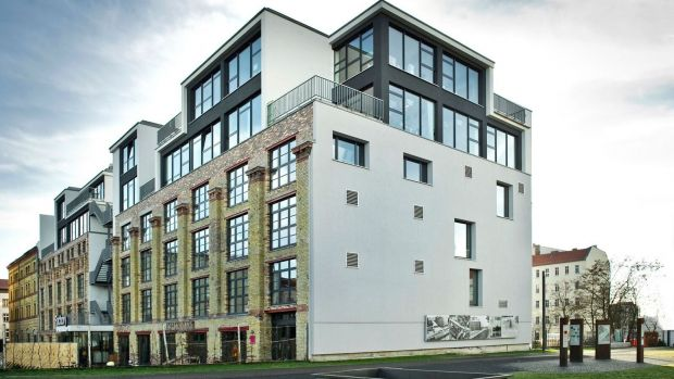 "Der ""Factory""-Campus in Berlin"