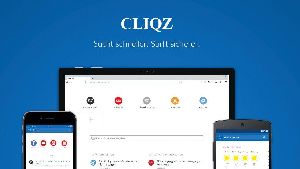 sprachsuche bei cliqz nutzen hilfe