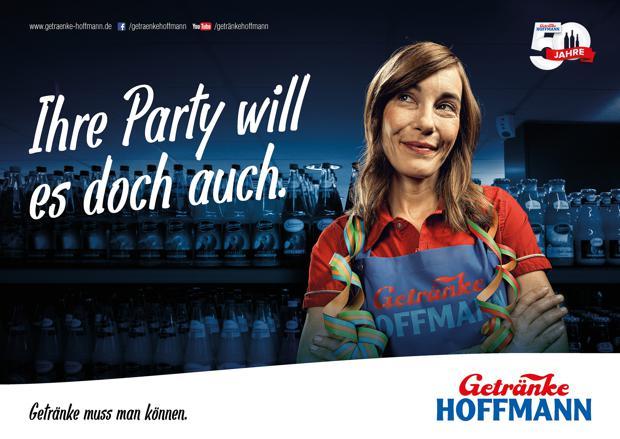 Getränke Hoffmann: Der erste Spot von Grey Berlin