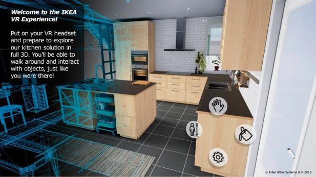 Virtual Reality: Ikea schickt Kunden auf virtuelle Küchen ...