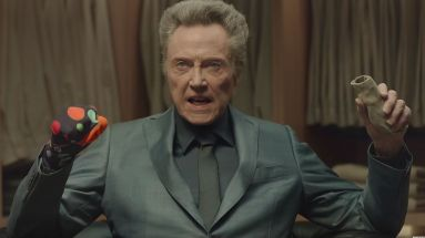 Christopher Walken ist der Star des Super-Bowl-Films von Kia
