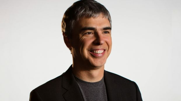 Alphabet-Chef Larry Page