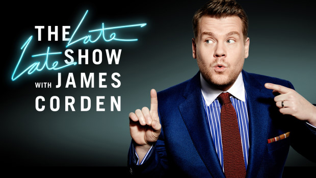 "Die ""Late Late Show"" mit James Corden"