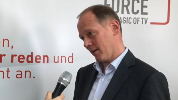 Screenforce-Chef Martin Krapf plant für den Screenforce Day 2017 einige Änderungen