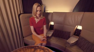 Nicole Kidman im Etihad-Video