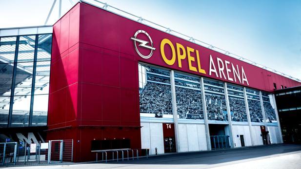 fsv mainz 05: stadion des bundesligisten heißt künftig opel-arena