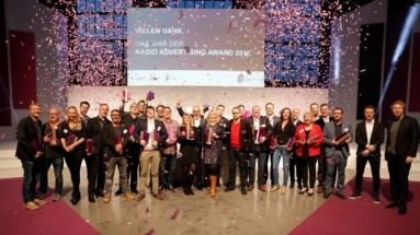 Die Gewinner der Radio Advertising Awards 2016