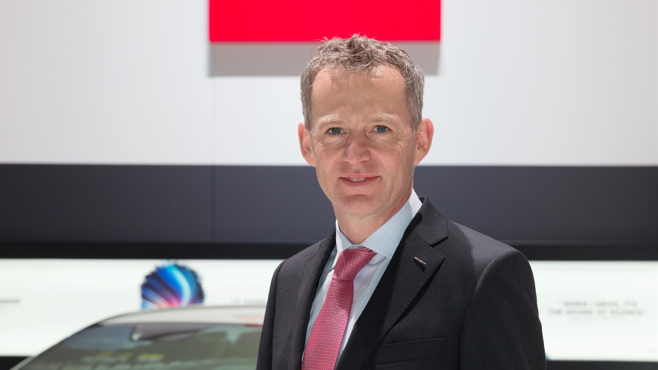 Roel de Vries ist Corporate Vice President, Global Head of Marketing and Brand Strategy bei Nissan