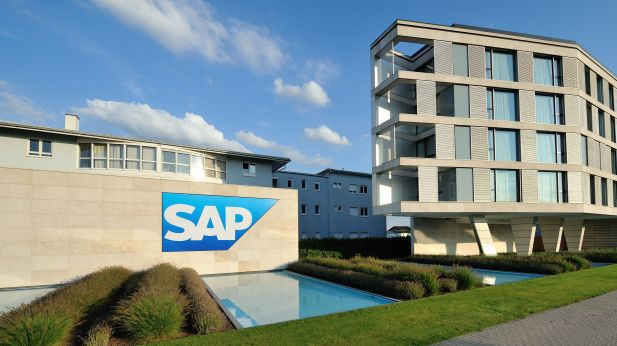 SAP Zentrale in Walldorf