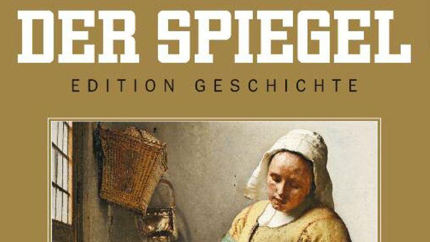 Edition geschichte spiegel startet mit neuer heftreihe for Spiegel geschichte