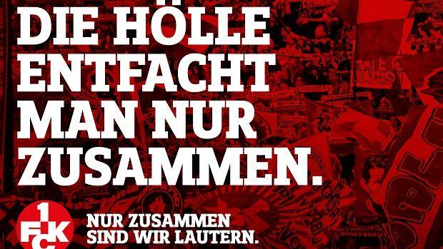 1 fc kaiserslautern havas worldwide entwickelt neue kampagne f r den viermaligen deutschen meister. Black Bedroom Furniture Sets. Home Design Ideas