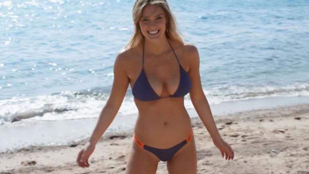 nackte frauen im bikini