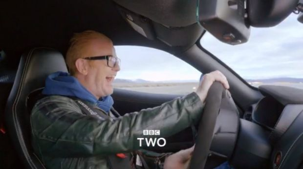 "Chris Evans in ""Top Gear"""