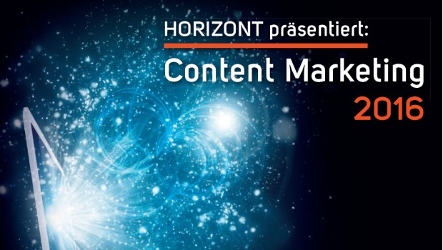 Content Marketing Kongress 2016 findet am 20. Oktober in Frankfurt am Main statt