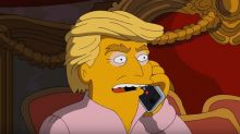 Die Simpsons Trump