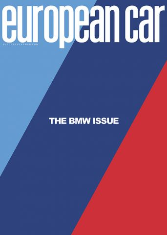 "Schlicht: Die ""BMW-Issue"" des ""European Car Mag"""