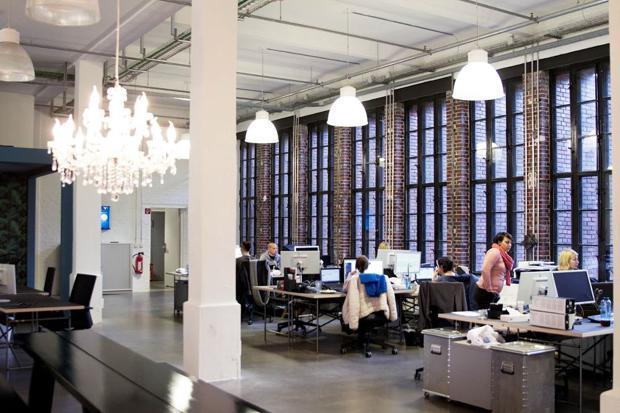 Büro Berlin glispa zalando bmw das sind die 10 coolsten büros deutschlands