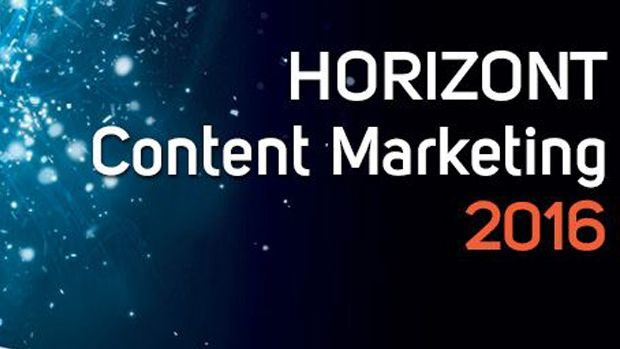 HORIZONT Content Marketing findet am 20. Oktober in Frankfurt statt