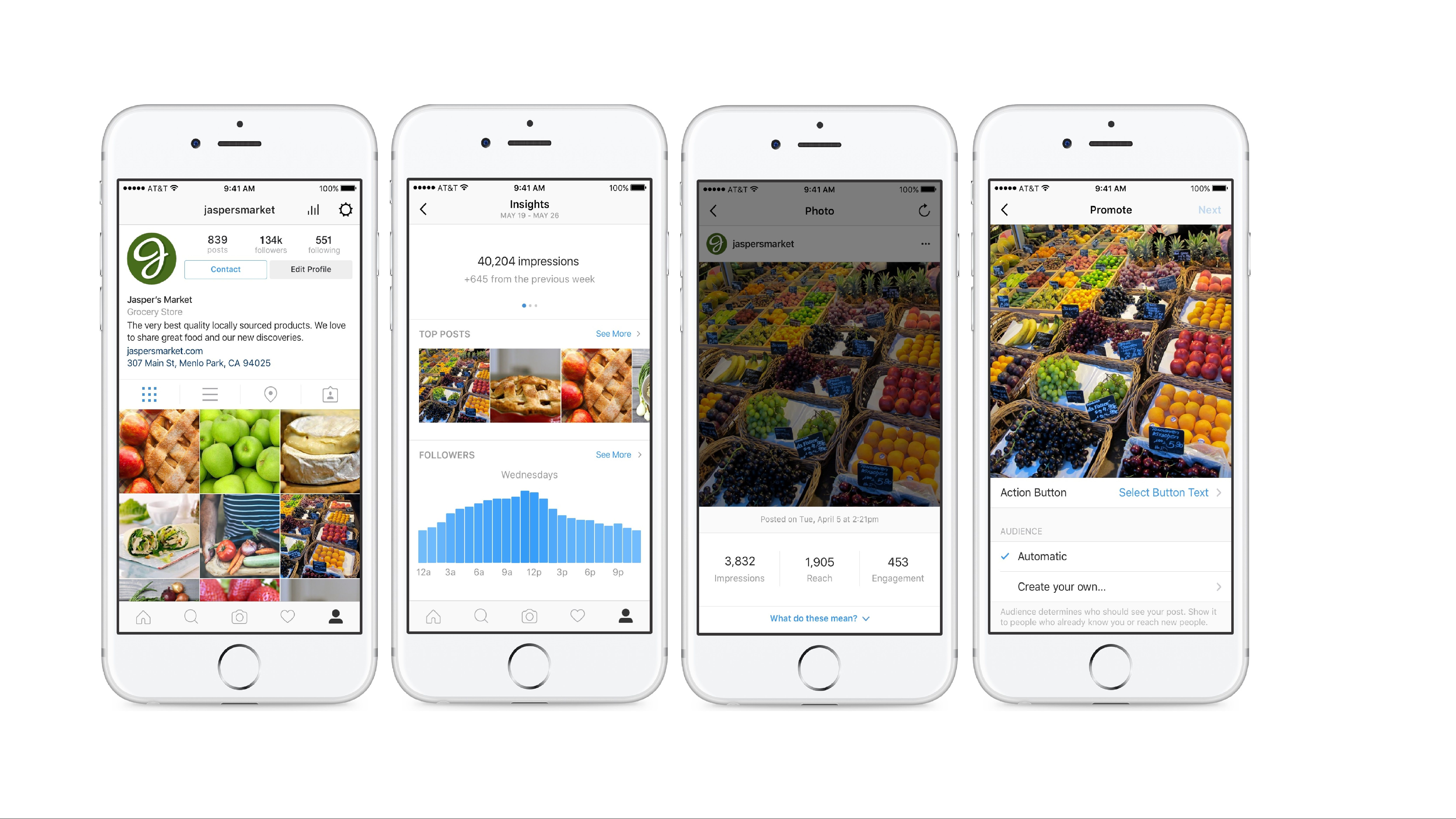 Design profil instagram neues How to