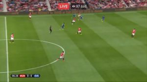 Manchester United vs. FC Everton live