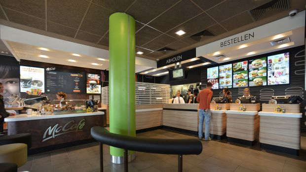 McDonald's Restaurant in Offenbach