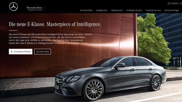 autonomes fahren: mercedes überholt google