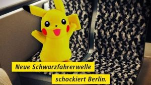 Pokemon Go BVG