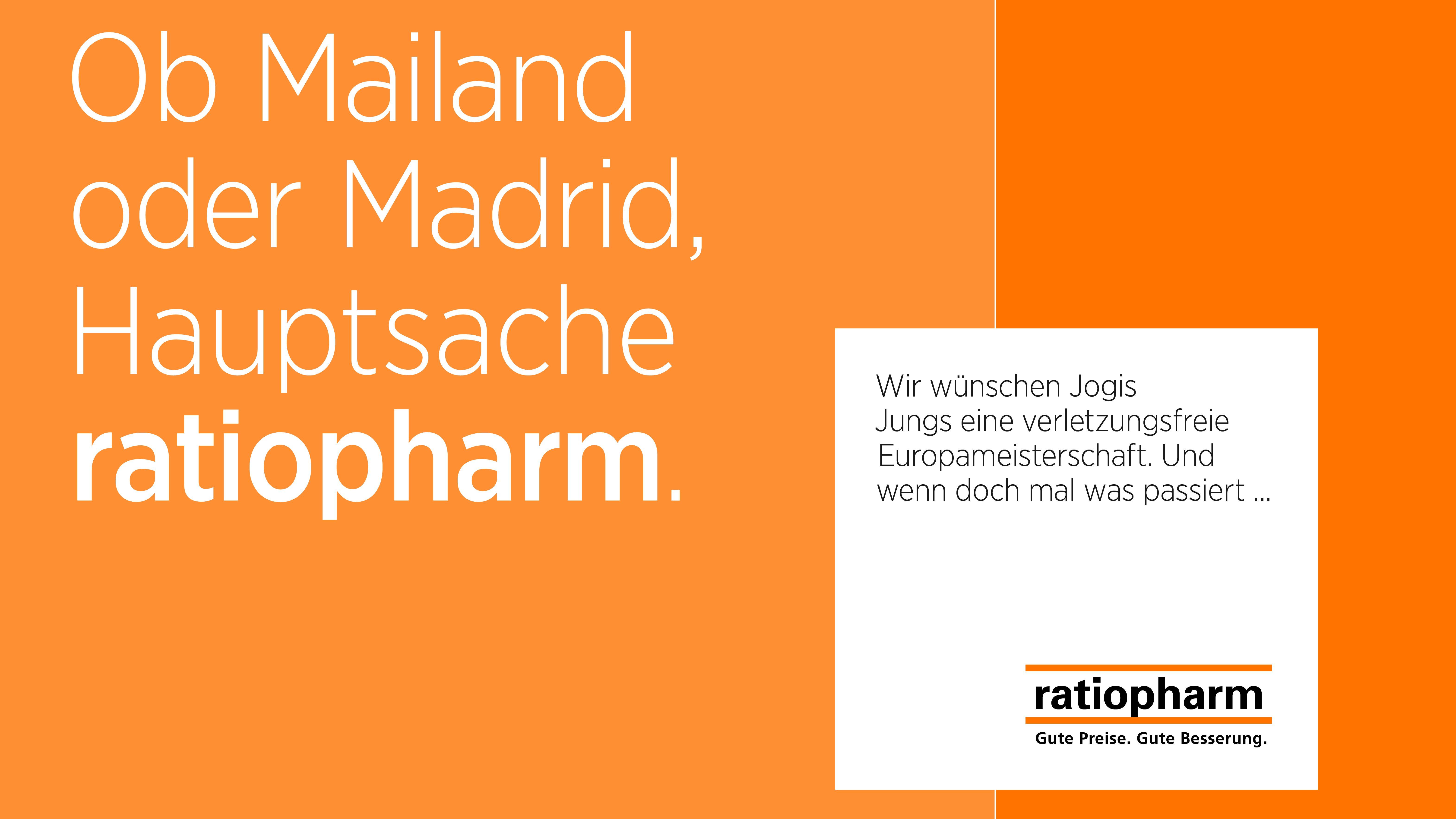 Egal Ob Mailand Oder Madrid Hauptsache Italien