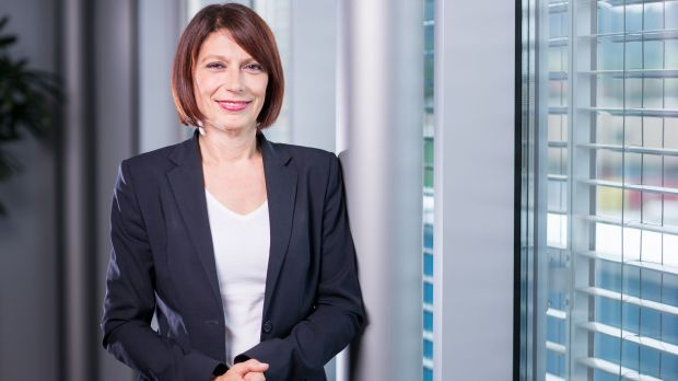 Regina Körner führt das Marketing bei Roland Berger