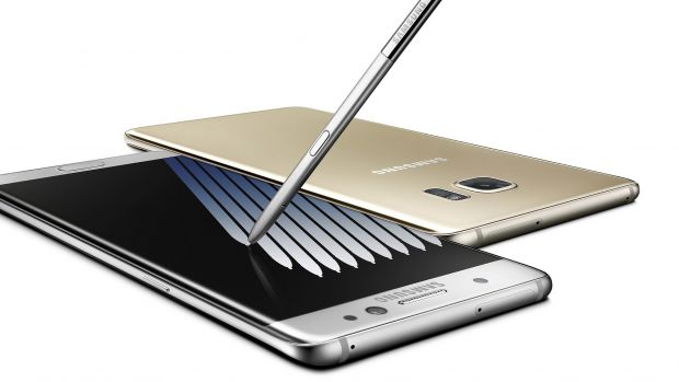 Das Galaxy Note 7