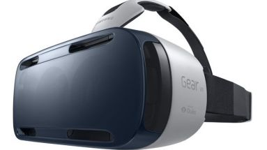 Die Virtual-Reality-Brille von Samsung